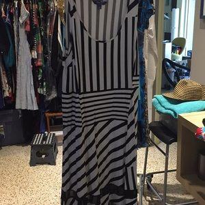Peter Som for Design Nation maxi dress
